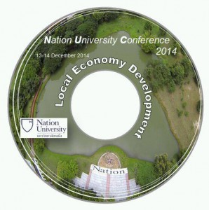 nation university conference : cd
