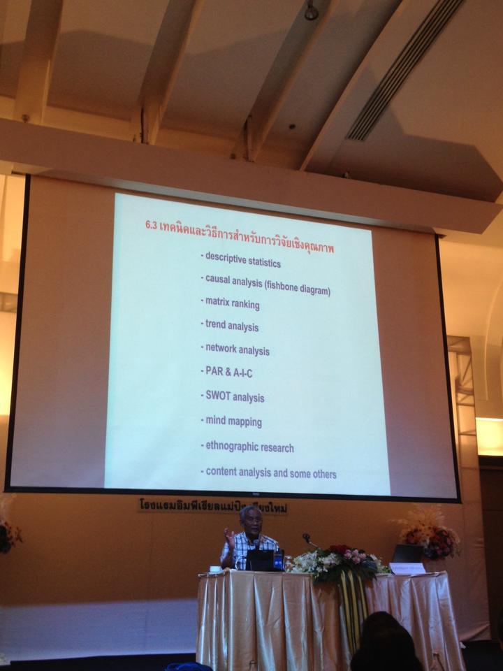 ศาสตราจารย์เกียรติคุณ ดร.มนัส สุวรรณ มหาวิทยาลัยราชภัฎเชียงใหม่